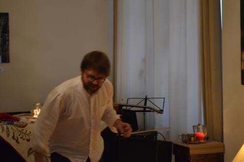Hub Hildenbrandt, Gitarrist