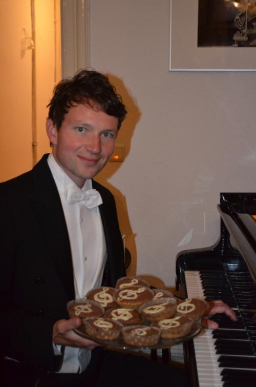Florian Fries, Pianist
