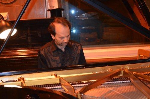 Svetozar Ivanov  Konzert im alten Funkhaus